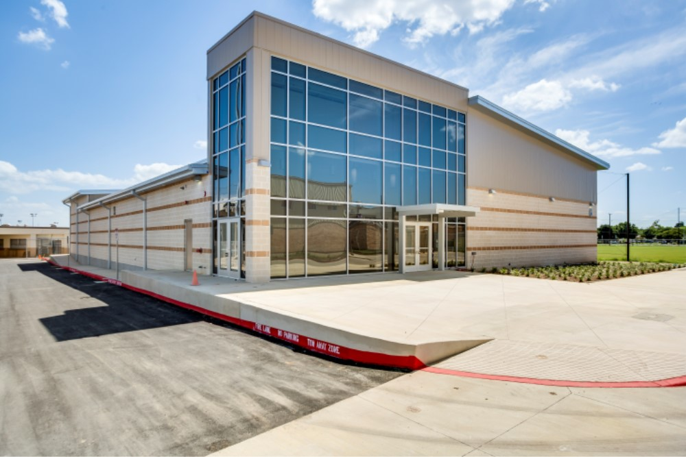 EISD - Kennedy Band Hall