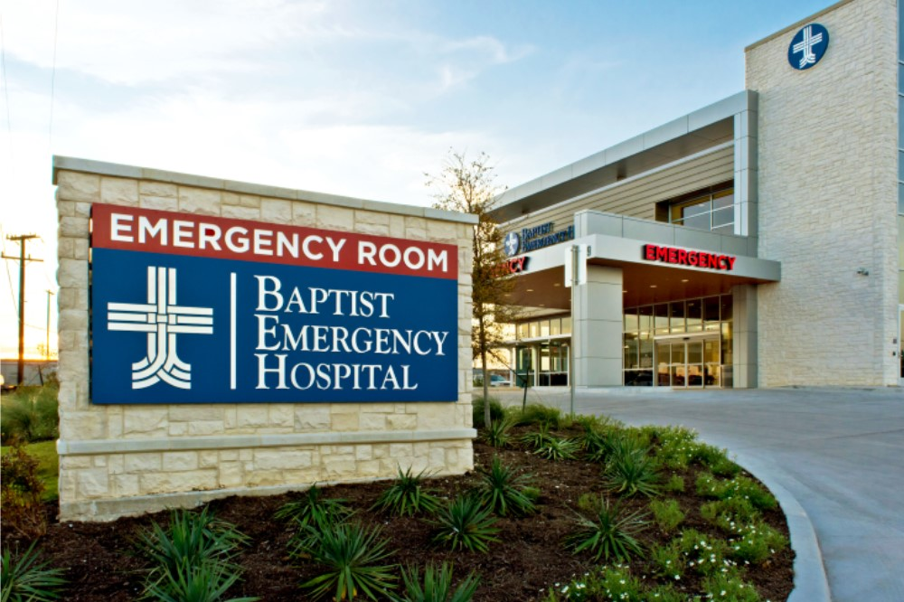 Zarzamora Baptist Emergency Hospital