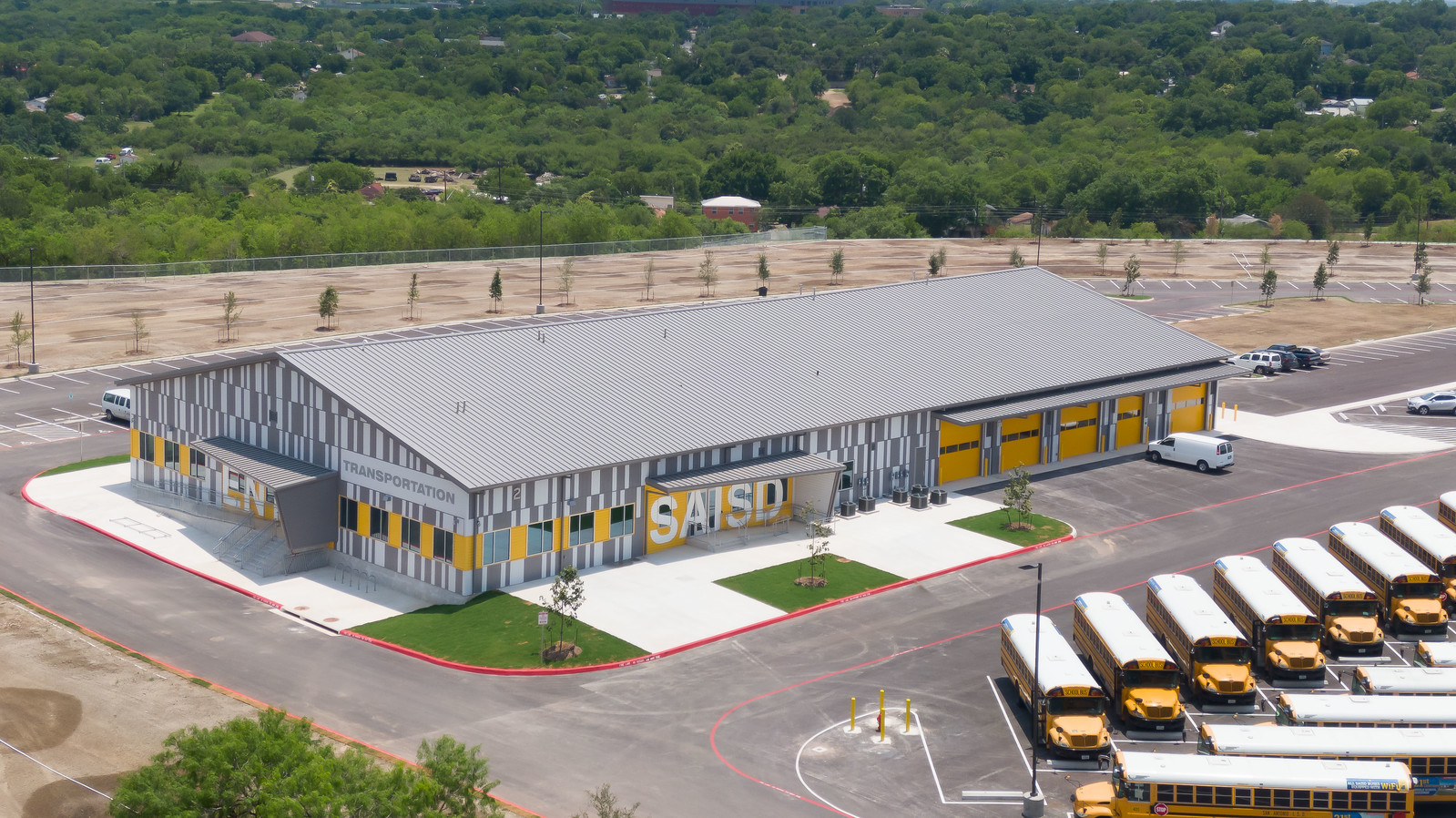 SAISD Transportation Center
