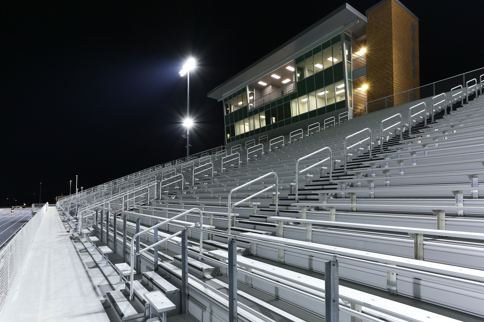 Seguin High School Matador Stadium