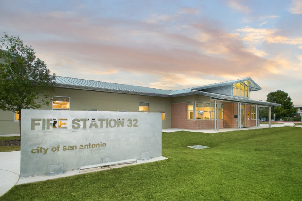 COSA - Fire Station 32