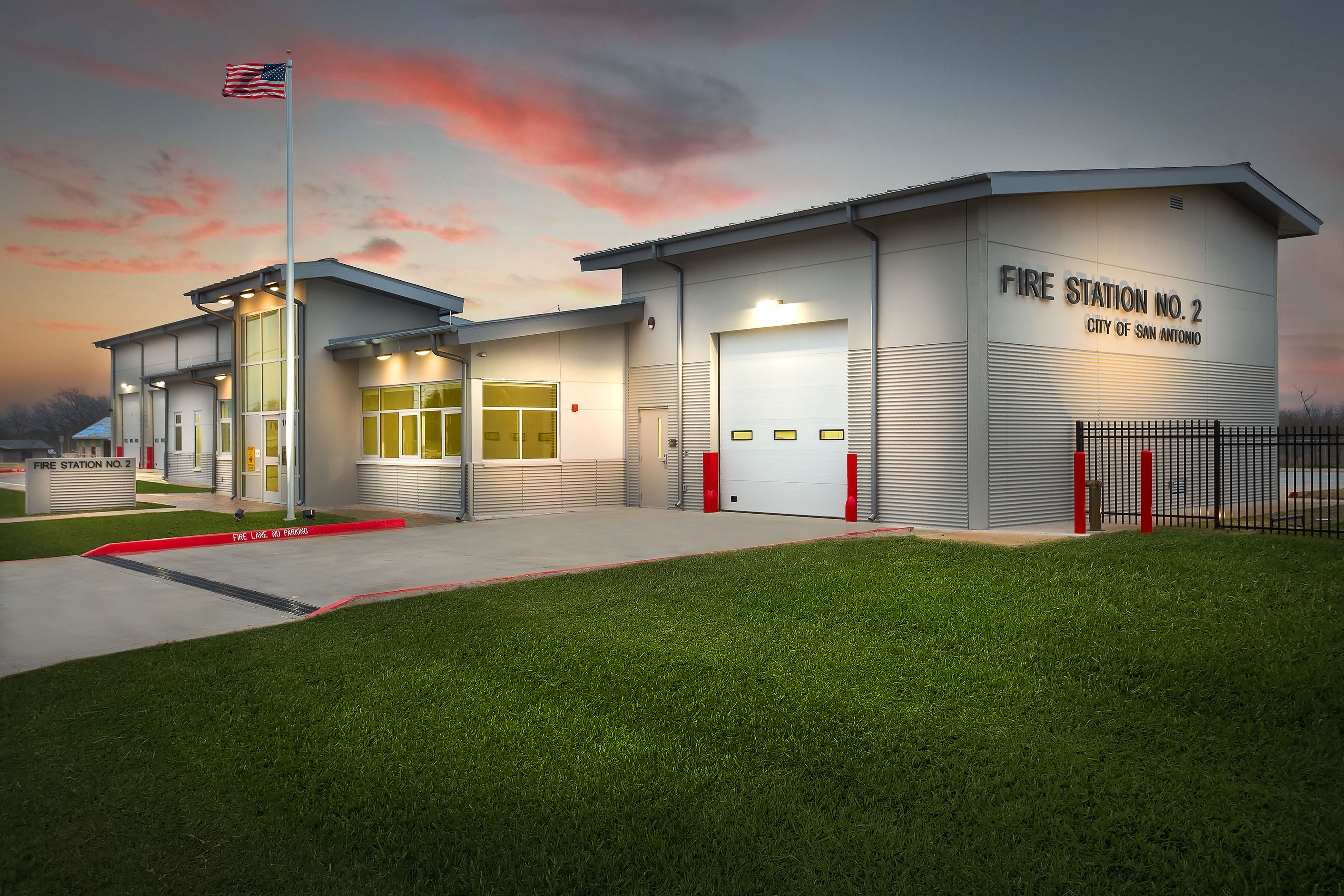 COSA - FIRE STATION 2